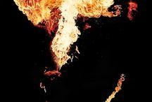 Fire show / Fire show