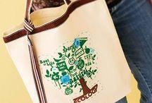Эко-сумка: идеи