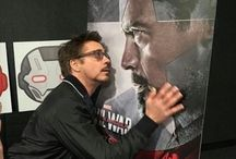 Tony Stark/Robert Downey Jr❤