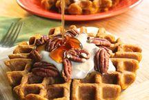 Mmm breakfast !!