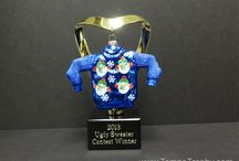 Christmas / Fun Christmas Gift Ideas and Christmas Party Trophies by Tempe Trophy
