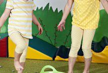 Feet Gymnastic Against Flat Feet