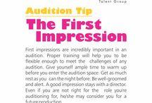 Actors advice