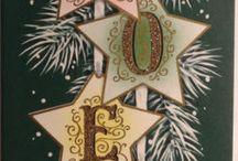 Christmas cards / by Liz Gonzalez