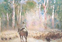 Drovers - Australiana