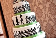 wedding cakes / by Tamisha Delnoce