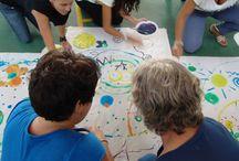 Con Hervé Tullet / Training teachers for a better school