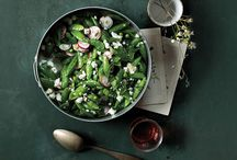 Food { Salad } / by Emily Tanner Ranneby