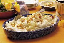 Potato Recipes / by Diane Schroeder