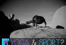 Yoga & Sport / Yoga n' Ride blog post archivio. Esercizi e posizioni di yoga per lo sport