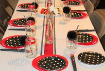 """The Littlest Ladybug / For the love of all things """"Little Lady""""... Host a Ladybug themed party for YOUR Little One!"""
