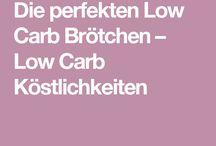 Brötchen low Carb