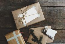 Emballages du Père Noël