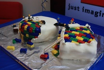 Birthday cake ideas / by Crystal Janeiro