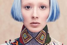 Fashion Hair Colors We Love / by Matthew Michael's