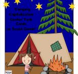 Camping Capitalization / by Buysellteach