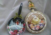 utensil painting