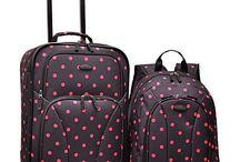 Polka Dot Luggage Sets / Looking for a Polka Dot Luggage Set?
