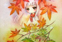 dibujos juri ueda