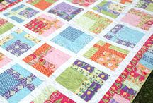 Little Bits of Fabric / Quilts! / by Michelle Trunnell