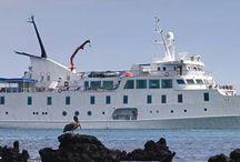 M/V La Pinta Galapagos