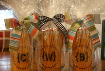 Teacher/Student Gifts / Gifts and Crafts for Teachers, Students & those who support them. / by Beth Mayson