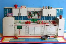 Vintage Kitchen Toys / Toys / by Ria Fisher