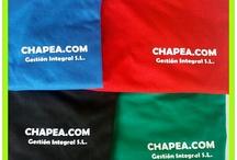 Chapea - Confianza Online / Chapea.com y web's relacionadas. Líderes del mercado en la venta de productos promocionales personalizados para empresas y particulares. Aumentando nuestra presencia día a día en internet para consolidar nuestra marca - Chapea.com