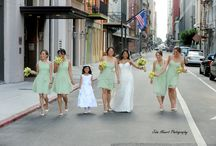 Downtown New Orleans / Weddings that took place in the streets of NOLA