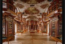 Libraries, Bookshelfs, Bookstores / Pictures of books in amazing place, Libraries, Bookshelfs of Bookstores