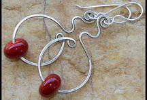 Jewelry Projects / Jewelry projects, wire wrapping, jewelry making, jewelry inspirations
