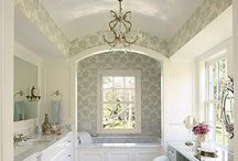 I ... Interiors - Bathrooms / by Claudia Black