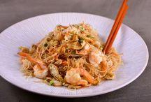Cocina Oriental con Hung Fai / by Canal Cocina