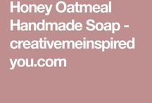 Soap ideas