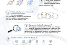 Bague de fiançailles / Design de bagues intéressant avec diamants