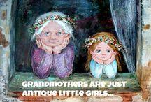 For granny