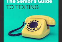 Seniors & Technology / Information to Help Seniors Acclimate to Technology