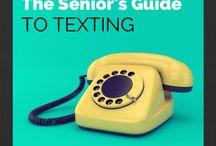 Seniors & Technology / Information to Help Seniors Acclimate to Technology