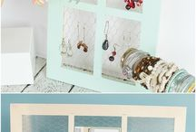 Ways to organize jewlery