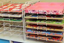 Kidlets Play Space / Playroom organization