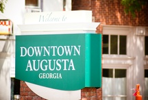 Downtown Life / by Augusta Georgia Government
