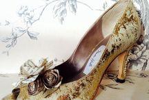 Marsha Hall Handmade Shoes / Handmade with Love -  Bespoke shoes handmade in Surrey