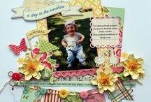 Paper Crafty - Scrapbooking Inspiration / by Cheryl Thomas Gorka
