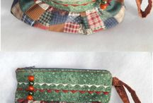 Machine Embroidery Projects2 / Bags & Purses