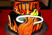 Miami Heat Birthday Ideas