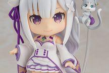 Emilia // Re:zero