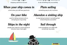travel-inspired idioms