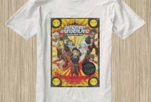 Deadman Wonderland Anime Tshirt