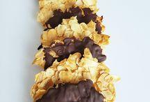 Healthy Sweets & Snacks / Healthy refined sugarfree recipes
