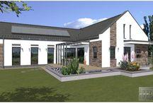 Modern Vidéki Ház Tervek